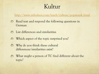 Kultur nthuleen/teach/culture/ popmusik.html