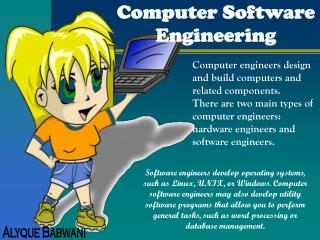 Computer Software Engineering