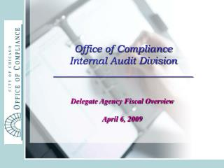 Office of Compliance Internal Audit Division ____________________________