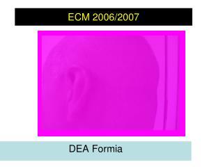 ECM 2006