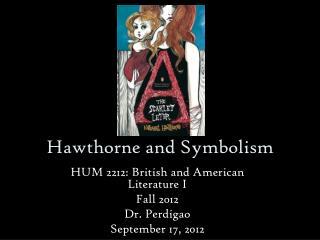 Hawthorne and Symbolism