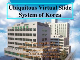 Ubiquitous Virtual Slide System of Korea