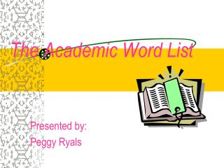 The Academic Word List