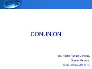 CONUNION