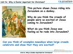 4c - Why is Easter important for Christians