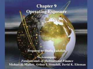 Prepared by Shafiq Jadallah