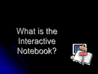 What is the Interactive Notebook?