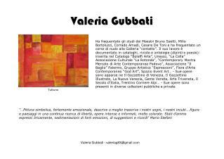 Valeria Gubbati