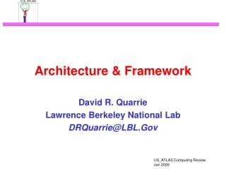 Architecture & Framework