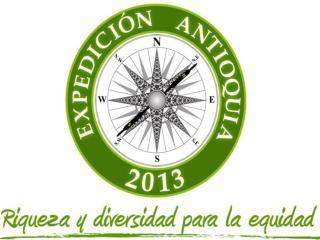 Qu� es Expedici�n Antioquia 2013