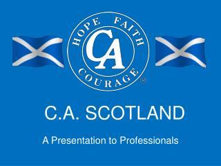 C.A. SCOTLAND