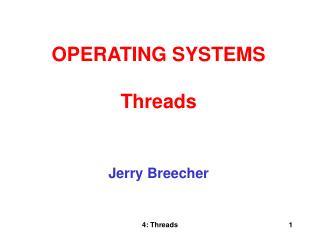 Jerry Breecher