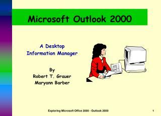 Microsoft Outlook 2000