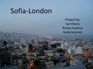 Sofia-London