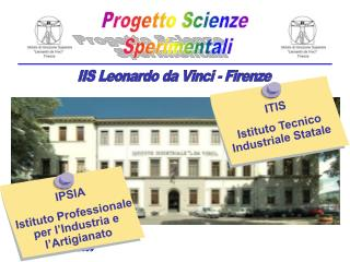 IIS Leonardo da Vinci - Firenze