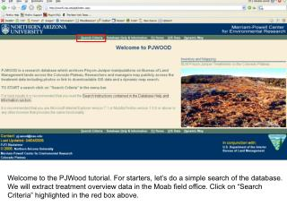 In the Field Office box above, scroll down until you reach Moab, UT. Click on this field