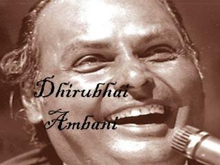 Dhirubhai Ambani