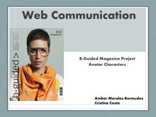 Web  Communication