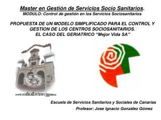 Escuela de Servicios Sanitarios y Sociales de Canarias