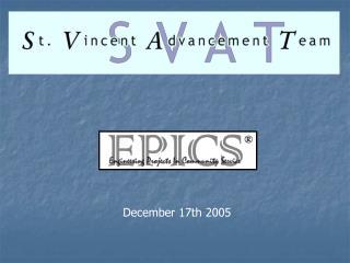 December 17th 2005