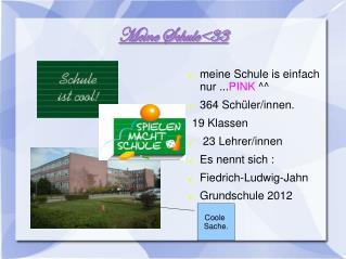 Meine Schule<33