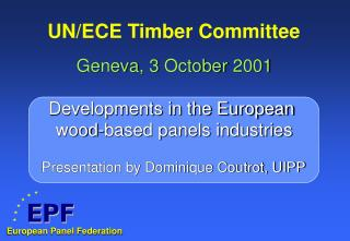 UN/ECE Timber Committee