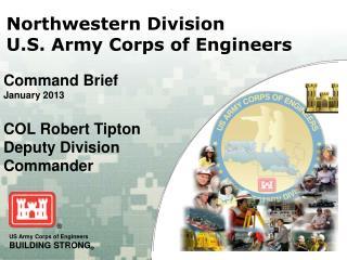 Northwestern Division U.S. Army Corps of Engineers