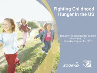 Fighting Childhood Hunger In the US