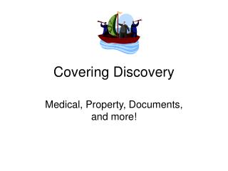 Covering Discovery