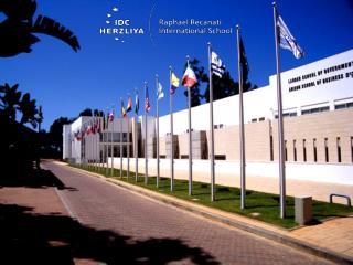 IDC Herzliya � The Facts