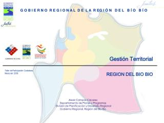Gestión Territorial REGION DEL BIO BIO