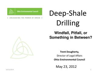 Deep-Shale Drilling