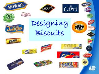 Designing Biscuits