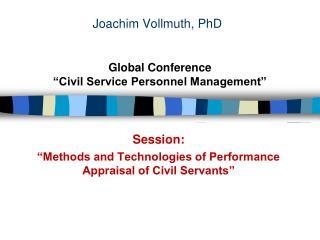Joachim Vollmuth, PhD