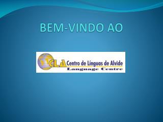 BEM-VINDO AO