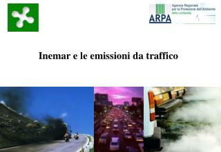 Inemar e le emissioni da traffico