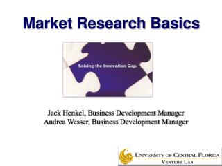 Market Research Basics