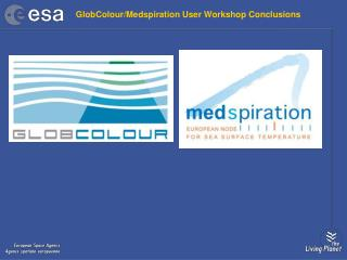 GlobColour/Medspiration User Workshop Conclusions