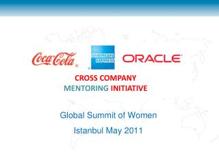 Global Summit of Women Istanbul May 2011