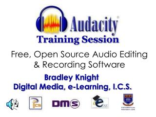 Free, Open Source Audio Editing  & Recording Software