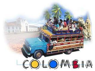 viaja por colombia!
