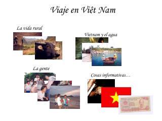 Viaje en Viêt Nam