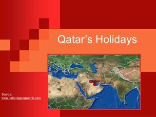 Qatar�s Holidays