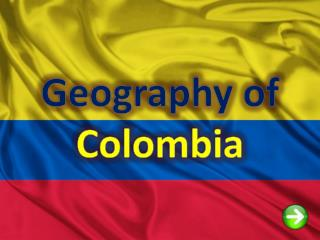 Geography of Colombia