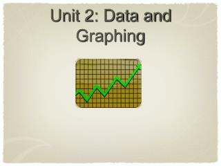 Unit 2: Data and Graphing