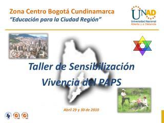 Zona Centro Bogot  Cundinamarca  Educaci n para la Ciudad Regi n