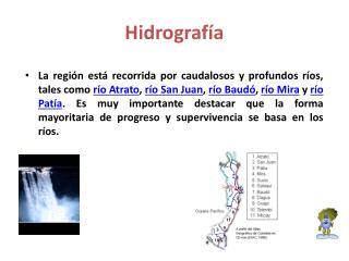 Hidrograf�a