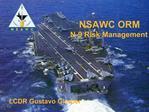 NSAWC ORM