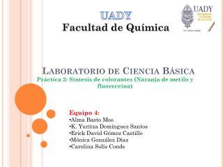 Laboratorio de Ciencia B�sica