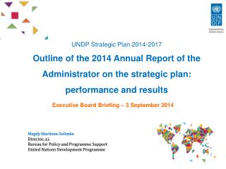 Executive Board  Briefing  –  3 September 2014
